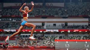 Yulimar Rojas breaks triple jump world ...