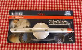 wireless under cabinet led lighting w remote nilza