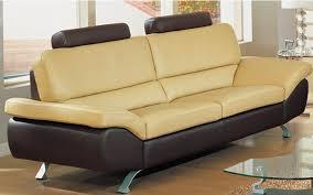 bali contemporary leather sofa set