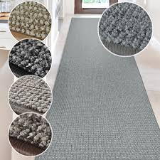 Flach Gewebter Teppich Läufer Mit Eleganter Musterung Daytonde