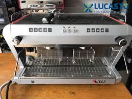 Máy pha cà phê WEGA IO EVD/2 - Thiết bị horeca - Lucasto
