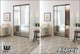 image mirrored closet door. Sliding Closet Doors With Mirror Image Mirrored Door