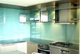 kitchen blue glass backsplash. Kitchen Glass Backsplash Blue For Elegant  Luxurious Decor Light .
