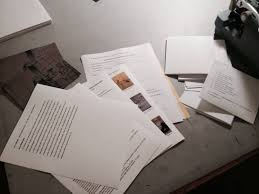 Artist Resume Paper Opera