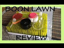the boon lawn countertop drying rack review
