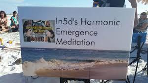 Harmonic Emergence Beach Meditation Siesta Key Beach