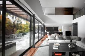 modern open plan interior office space. View In Gallery Stunning Details Large Open Spaces Define Toronto Home 2 Living Thumb 630x419 18648 Modern Plan Interior Office Space I