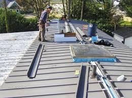 metal roof closure strips