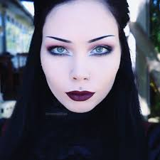 goth makeup ideas