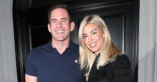 Tarek El Moussa and Heather Rae Young Pack on the PDA at Dinner