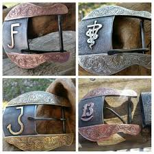 Customize your <b>belt buckle</b> with a variety of <b>shapes</b> and metals ...