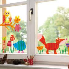 Fenstertiere Herbst Window And Door Decorations Herbs