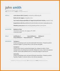 13 Best Word Resume Template Zasvobodu Free Resumes Templates