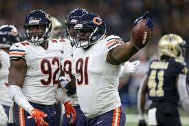 Chicago Bears Depth Chart 2018 Pre Camp Fun Projecting The Final 2018 Chicago Bears