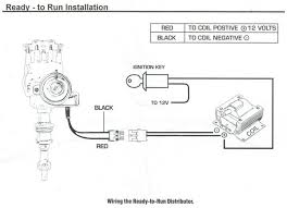 electronic distributor coil & wires kit Mopar Electronic Ignition Kit Wiring Diagram Mopar Ignition System Diagram