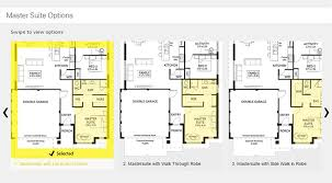 the victory master suite layouts