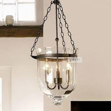 lamp american style of the nordic brief large glass candle pendant light dining room pendant light living room lights lighting pendant lighting glass