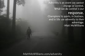 Quotes About Overcoming Adversity Unique Overcoming Adversity Quote