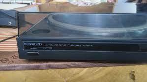 đầu đĩa than linn klimax lp12 Máy ghi âm, máy nghe nhạc Kenwood 291R của  Nhật