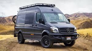 This 4x4 sprinter build by off highway van in salt lake city, utah the doc holliday is truely one of a kind among a herd of camper vans. Inside Sync Van S Custom Off Grid Mercedes Sprinter Youtube