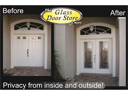 Glass Double Door Exterior For Unique Double Glass Front Door Open