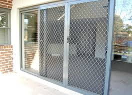 security gate for sliding glass door image of sliding glass doors security locks security gate sliding