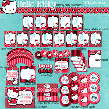 doc printable hello kitty birthday party 17 best images about hello kitty party printable hello kitty birthday party invitations
