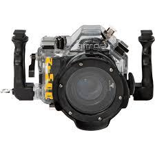 Nimar Underwater Housing For Nikon D40 D40x And D60 Dslr Cameras With Lens Port For Af S Nikkor 18 55 Mm F 3 5 5 6g Ed Vr