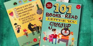 101 books to read before you grow up best selling middle grade books september 2018
