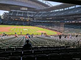 T Mobile Park Section 136 Seattle Mariners Rateyourseats Com