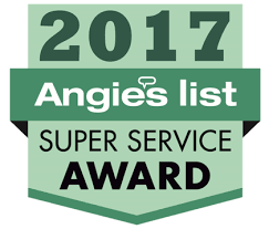 Image result for angie's list super service award 2017