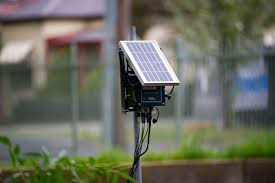 M2M and solar energy power systems