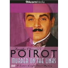 back to poirot who accepts a challenge from an obnoxious rival detective this time around while he and hastings are supposed to be on vacation