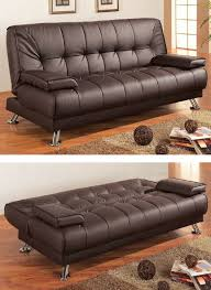 check out the coaster futon sofa bed one of the top 10 best sleeper sofas