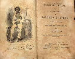 close reading in the margins of twelve years a slave by mary  figure 1 title page and portrait of solomon northup from the mccoy family s original 1853
