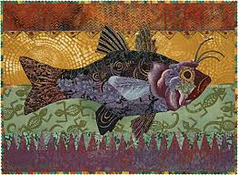 Quilt Stories: There's Somethin' Fishy Going On | Susan Carlson Quilts & The ... Adamdwight.com