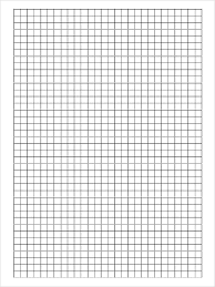 Sheet Of Graph Paper Blue Graph Paper Background Stock Photo Sheet