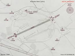 München Riem Airport Germany Military Airfield Directory