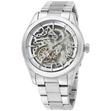 kenneth cole watches new used luxury kenneth cole silver skeleton dial stainless steel men s watch 10025560