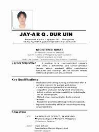 Example Of Resume For Abroad 24 Fresh Photograph Of Resume Format For Applying Job Abroad 20