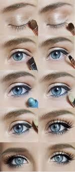 description 20 gorgeous makeup ideas for blue eyes