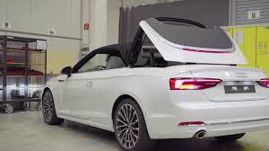 2018 audi cabriolet. Modren Cabriolet NEW 2018 Audi A5 Cabriolet EXTREME TEST 40 C Intended Audi Cabriolet