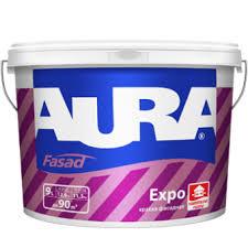 <b>Краска</b> фасадная <b>Aura</b> Fasad <b>Expo</b> (Аура Фасад Экспо ...