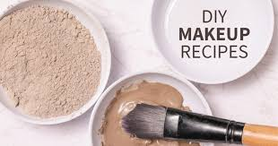 do it yourself projects are no longer reserved for home improvements there is a diy recipe for everything anymore including make up