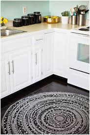 Decorative Kitchen Rugs Interior Half Round Kitchen Rugs Image Of Round Area Rugs