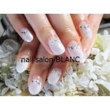 春のブライダルネイル Nail Salon Blancネイルサロン ブランのネイル