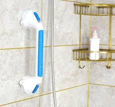 posepop super grip handle bath bathroom suction safe grab bar handrail safety shower tub support toilet anti slip handrail