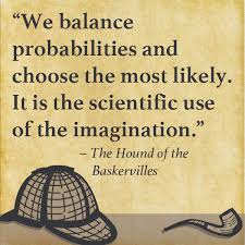 Insightful Quotes Beauteous 48 Insightful Quotes From The Great Sherlock Holmes Books