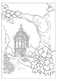 nature colouring pages for adults. Beautiful Pages Ultimate Nature Colouring Sheets Pages For Adults Scenes To