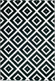 black and white rug black and white area rug inside s rugs 8 idea 6 black